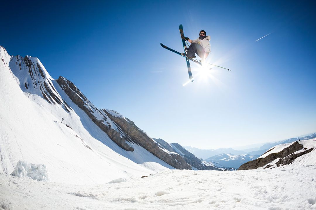 Video candide thovex la clusaz webcam