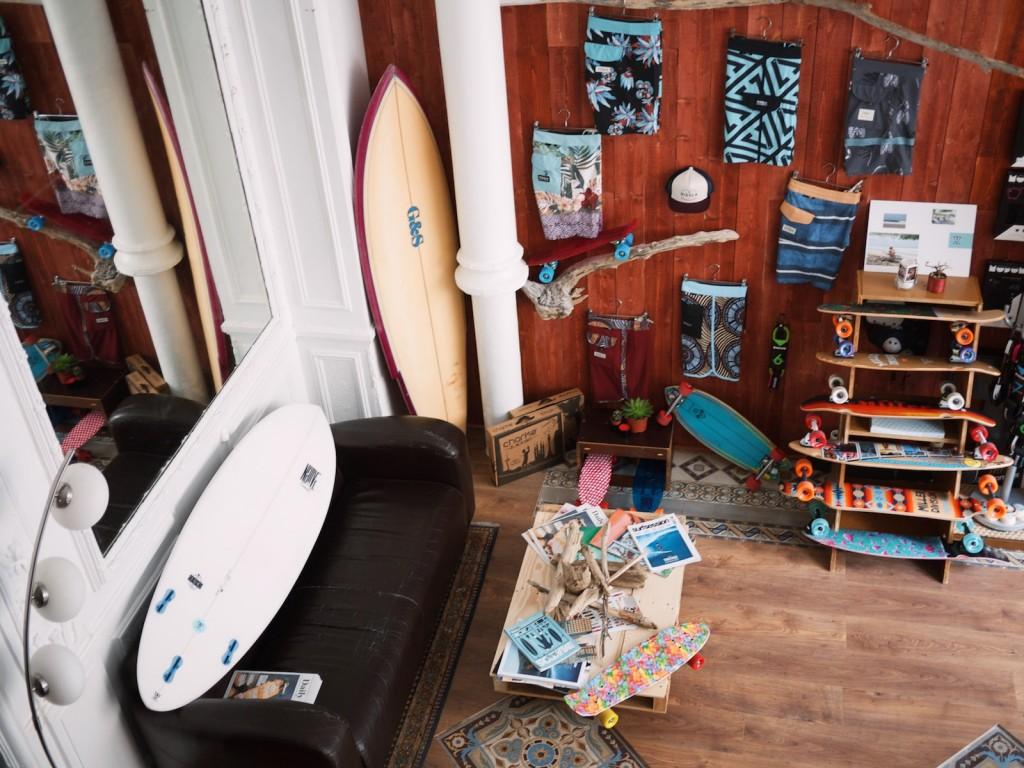 customind surfshop bordeaux