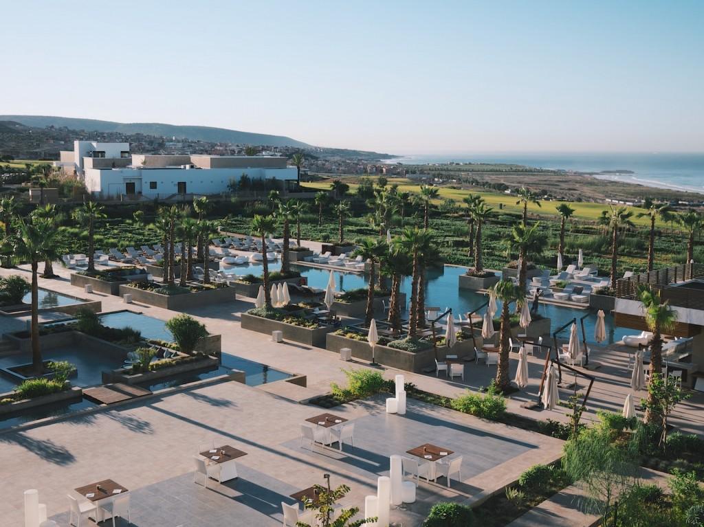Hyatt Hotel Taghazout Bay