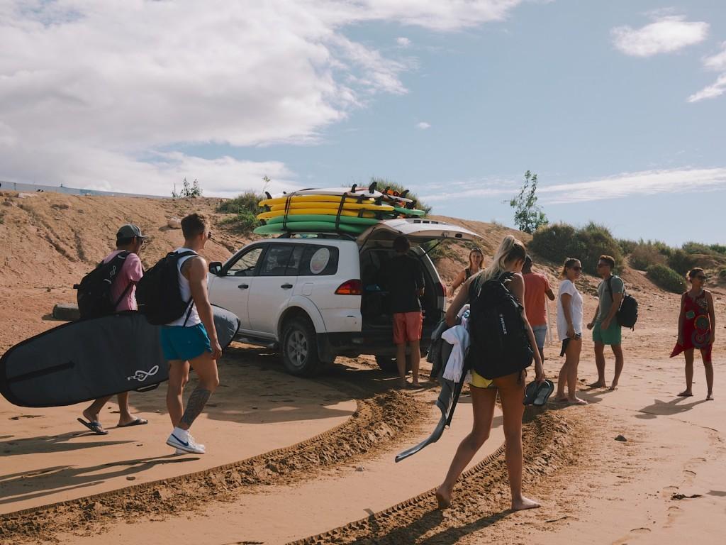 Sunshine Surf Morocco Taghazout Bay