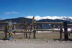 5 bonnes raisons d'aller skier au printemps