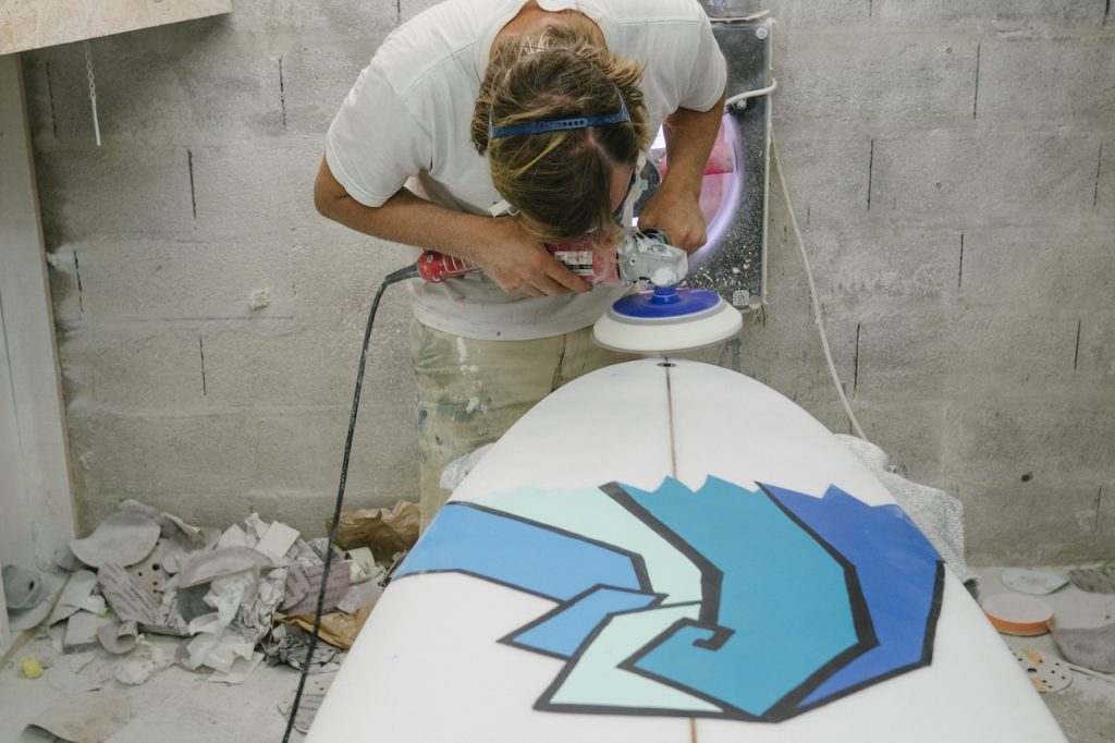 Shaper sa planche de surf - Blank Surf Shack Anglet