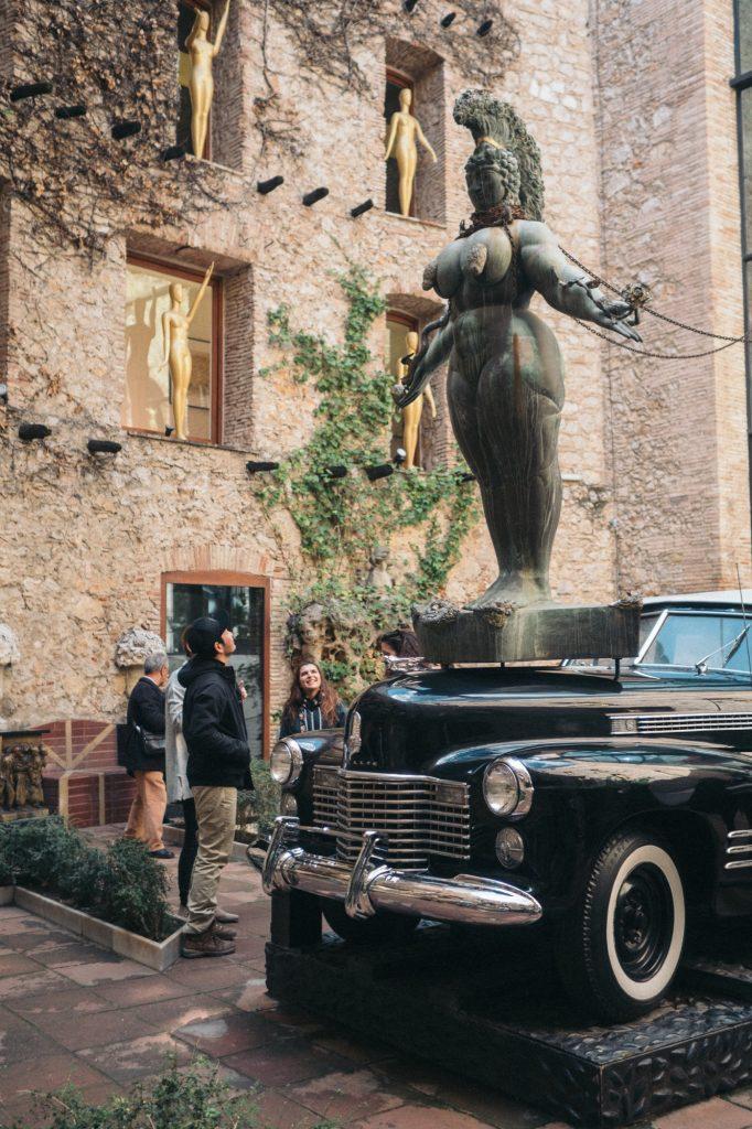 La Cadillac de Dali