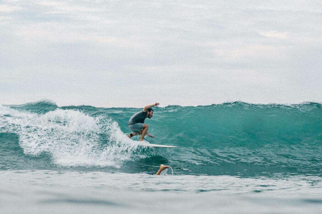 Bastien Labelle Surf Sri Lanka